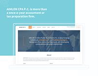 Tax Firm Website