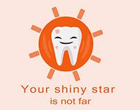 dentist clinic logo design