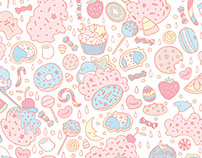Dreamy Sweets Collection