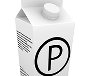 Dairy products' packaging