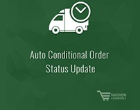 Auto Conditional Order Status Update Magento Extension
