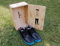 WHOP x LEKKA Footwear