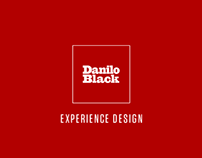 Danilo Black Experience Design Infographic