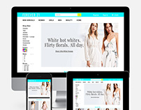 Forever 21 Redesign Concept