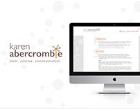 Karen Abercrombie - UX/UI Design