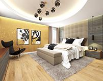 Condominium #masterbedroom