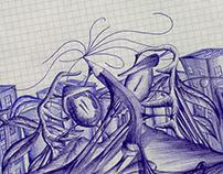 Sketchbook '90