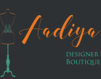 Designer boutique logo