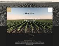 Conti Zecca | Website