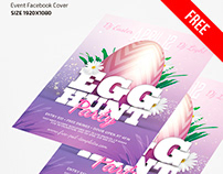 FREE EGG HUNT FLYER TEMPLATE IN PSD