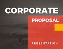 Corporate Proposal Powerpoint Template