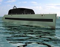 PRISMA: Motoryacht 27 m
