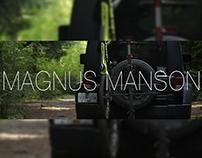 Magnus Manson