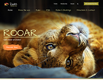 Zooks-Zoo,Cinema, Museum, Comedy, Circus & Aquarium PSD