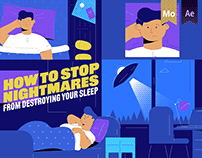 How To Stop Nightmares From Destroying Your Sleep