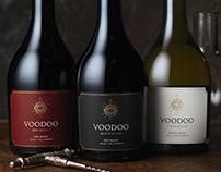 Voodoo (Lawer Estates) Wine Packaging & Logo Design