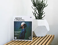 Artist Uprising Issue 01