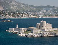 Chateau d'If - Frioul, Marseille's colorful archipelago