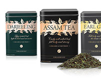 PACKAGING | Tea