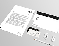 D22 Theater & Stage Arts Branding
