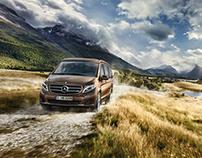 Mercedes-Benz Marco Polo | Radio Spot Idea