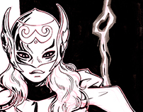Ink Thor