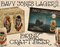 Davy Jones Lager