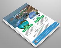 Traveling Flyer Design