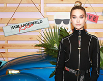 Revolve Launch of Karl Lagerfeld x Kaia