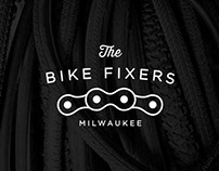 The Bike Fixers | Identity