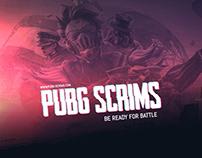Pubg scrims website