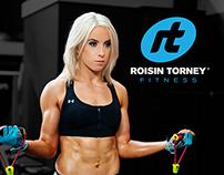 Roisin Torney Fitness Branding