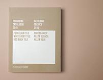 Catálogo técnico PorcelaniteDos 2015