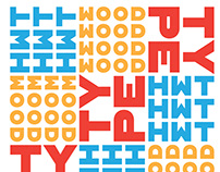Konop Wood Type