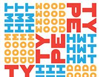 Konop Wood Type