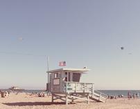 LA + Santa Monica — 2014