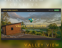 Valley View Chalets- Accommodations Website