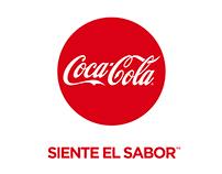 Relanzamiento Regional One Brand Coca-Cola (BTL)