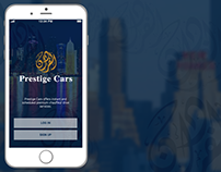 Al-Fardan I App Design