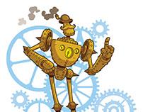 Steampunk Bots