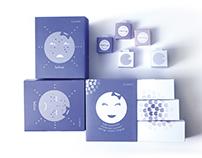 W389 Enzyme Peel Treatment Package Design