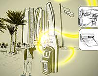 Zakat Fund App - Storyboard