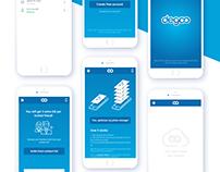 Degoo - Photo Storage iOS App