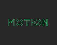 Motion Graphic Showreel (2013-2016)