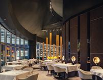 Wilson Associates | Le Lapin restaurant, Macau