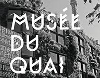 Fonte Identitaire - Musée du Quai Branly Paris