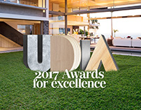 UDIA 2017 Event Identity