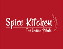 Spice Kitchen – Rebrand