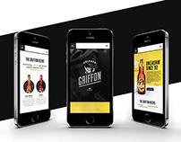 Brasserie McAuslan - Redesign web
