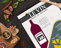 Le Vin dans le monde - Datavision